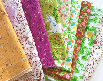 Heather Ross Far Far Away Fabric Bundle