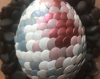 Plain Cherry Blossom Dragon Egg