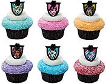 Monster High Cupcake Ring