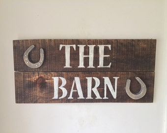 The Barn - Rustic Home Decor