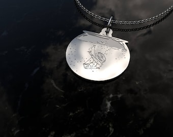 Diving necklace