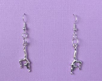 Gymnast Earrings