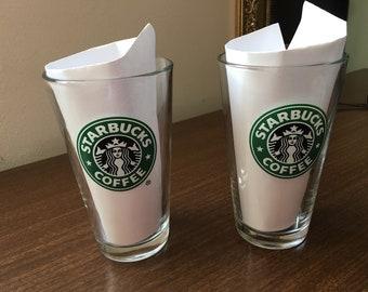 Starbucks Glass Tumblers