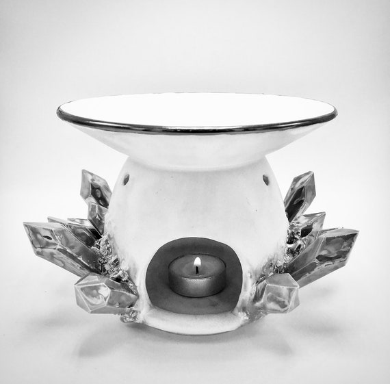 Design-Your-Own: Crystal Oil Warmer