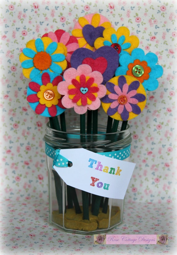 Everlasting Thank You Bouquet of Flowers Craft Kit