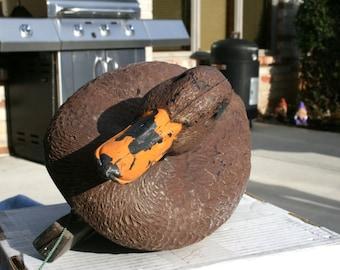 Flambeau Hen Duck Decoy Hen//Made in USA//Vintage Hen Duck Decoy