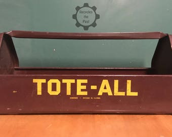 Vintage Tote All Tool Caddy