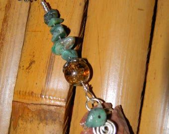 Aarrow head necklace pendant