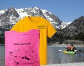 JUNE LAKE LOOP River Map ...