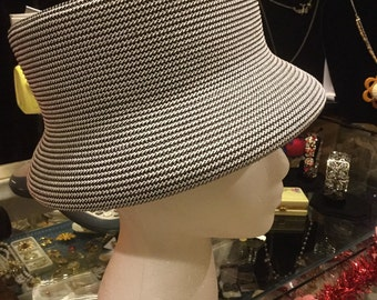 Woven Lord and Taylor hat