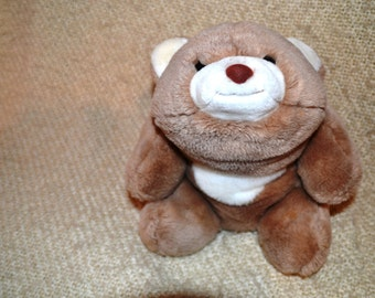 "SNUFFLES..GUND..1980 VINTAGE  Lt. Brown.. 14"" nose to tail...12"" head to foot.. Mint Cond. Never Used."