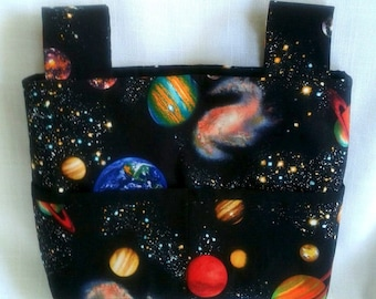 Galaxy Children's Walker Bag