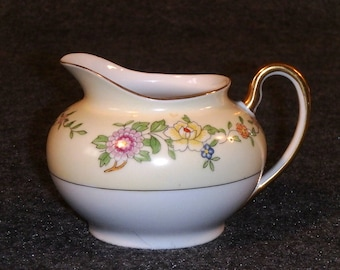 Meito China Creamer - Hand Painted - Made in Japan