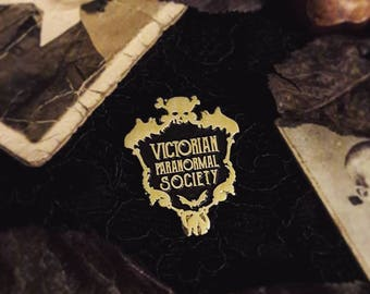 Victorian Paranormal Society · Pin Collection