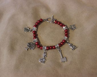 Once Upon A Bracelet Tm  Little Red Riding Hood