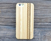 Bamboo iPhone 6 Case - Bamboo iPhone 6 Cases - CBB6-TRIBAL