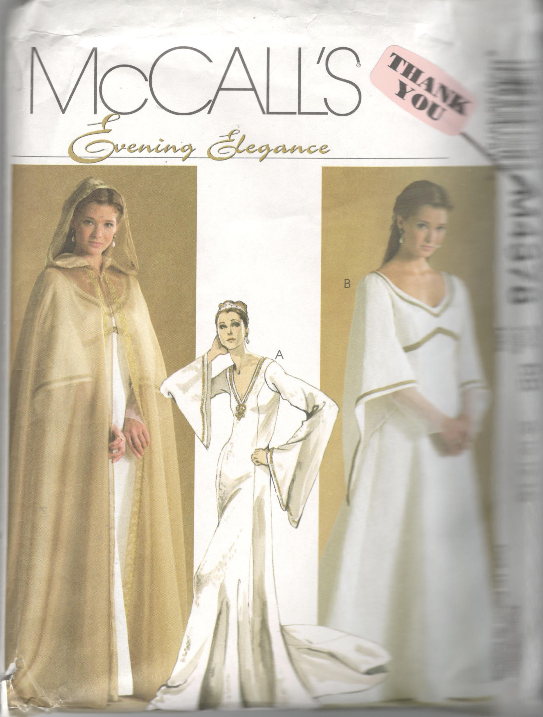 Mccalls 4378 renaissance fair costume pattern miss dress and sold by mbchills jeuxipadfo Images