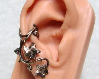 Forest Ivy Ear Cuff ' Right Ear '