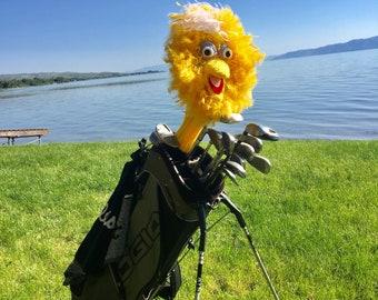Big Bird Golf Club Cover