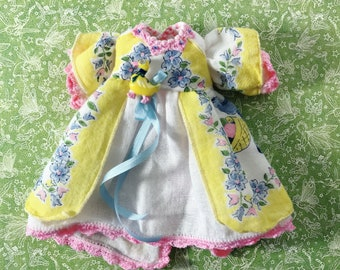 Blythe Easter Hanky dress