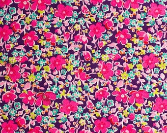 Liberty of London John floral fabric