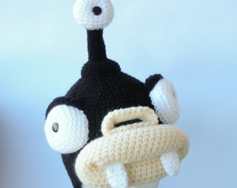 Nib bler Inspired hat,  Crazy hat, Crazy hat for him, Gift for him, Boyfriend gift, Cool hat, Hat with eyes