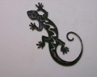 Southwest, Gecko, Lizard Sign