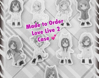 Custom Made to Order Love Live 2