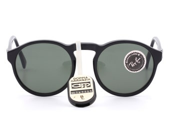 Ray Ban B&L Gatsby Style 1  W0930  vintage round sunglasses