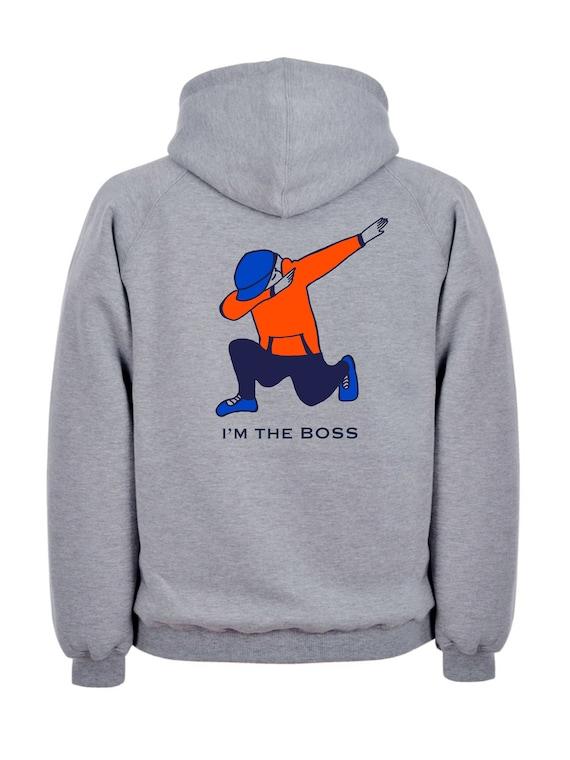 MEN hoodie DAB