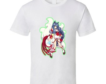 League of Legends - Ahri - White T-Shirt
