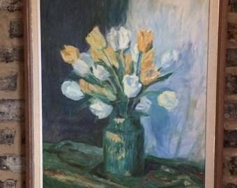 Chelsea Tulip Painting