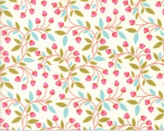 Moda Wing & Leaf by Gina Martin Wing Cloud 10065 11 - Quilt, Quilting, Clothing, Crafts