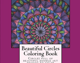 Beautiful Circles Coloring Book