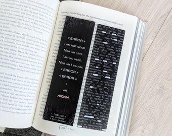 I Am Aidan - Bookmark