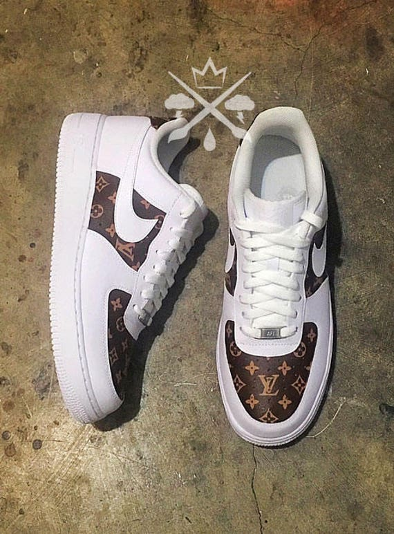 nike air force 1 supreme louis vuitton nz