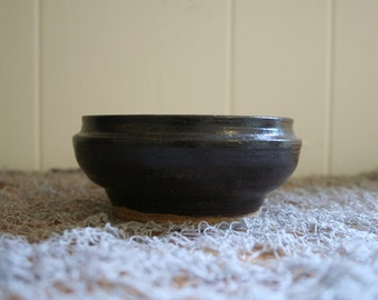 Small Hand Thrown Pottery Bowl