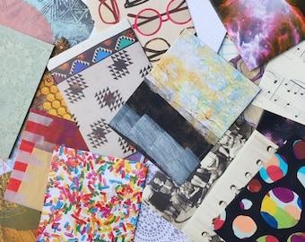 Assorted Handmade Envelopes