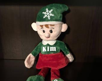 Girl Plush Elf