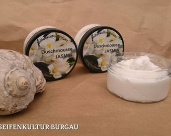 "Shower Mousse ""Jasmin"""