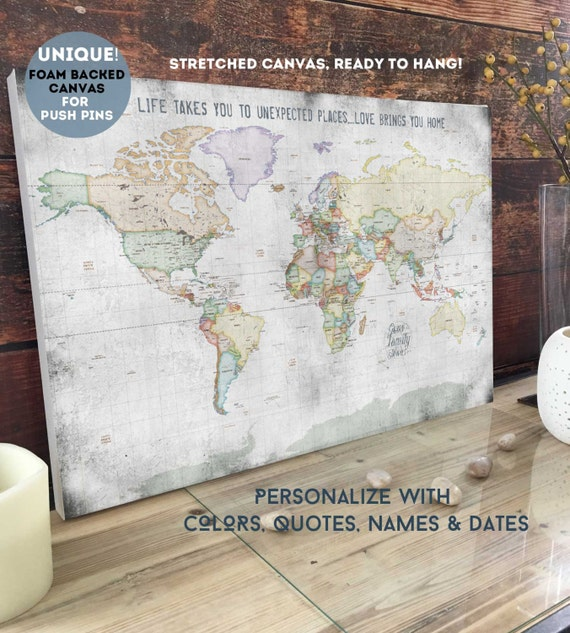 World map canvas world canvas map canvas worldmap pin gumiabroncs Gallery