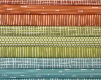 Birch ORGANIC Fall Fabrics Bundle - 14 Fabrics - See Notes