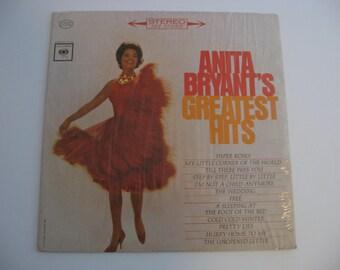 Anita Bryant - Greatest Hits - 1963