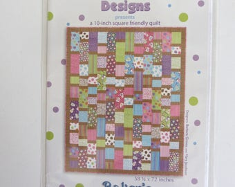 Me and My Sister Designs Quilt Pattern - Baker's Square