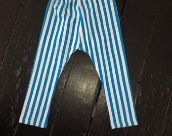 Stripy Baby Leggings