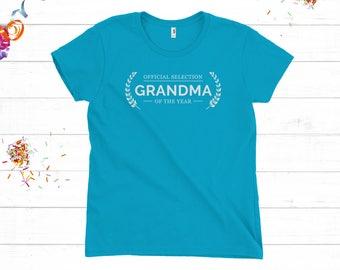 Gift for Grandma, Gift for Grammy, Gift for Nana, Gift from Son, Gift from Daughter, Grandma Gift, Ladies Tee