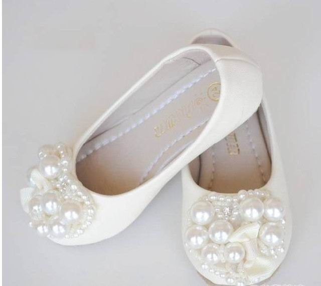 </ul> </li> <h2>Ivory Flower Girl Shoes/ Toddler Girl Shoes/Pearl Party</h2> <li id=