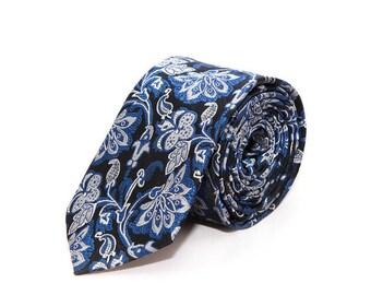 de MORÉ - BlueScale Paisley tie