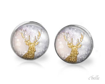 Christmas Earrings Winter-12