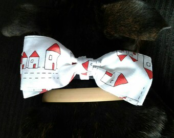 Paint the town Red Bow - Bow Tie